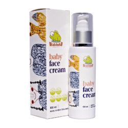 Babiola baby face cream